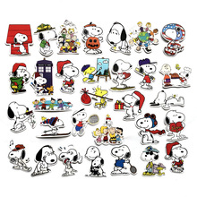 62PCS Cartoon cute puppy Sticker for Luggage Skateboard Phone Laptop Moto Bicycle Wall Guitar PVC Stickers DIY Scrapbooking 36 pcs cartoon cute bear sticker for luggage skateboard phone laptop moto bicycle wall guitar stickers diy scrapbooking