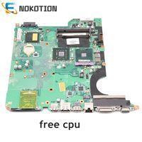 NOKOTION 504642 001 482868 001 For HP Pavilion DV5 1000 DV5 1200 DV5 Laptop motherboard GM45 DDR2 free cpu full tested