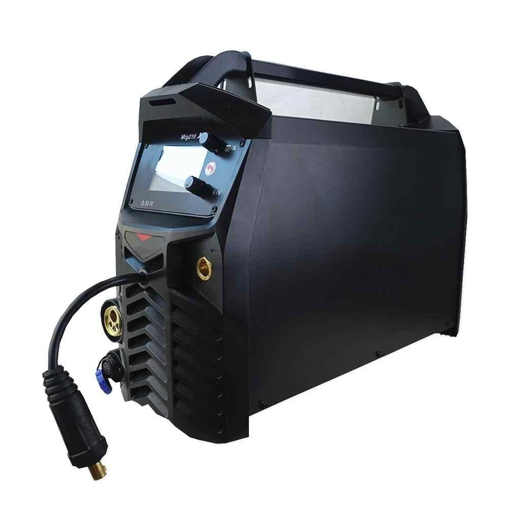 200Aมัลติฟังก์ชั่เชื่อมเครื่องSynergic Digital DoubleชีพจรTIG MMA MIGเครื่องเชื่อมเหล็กสแตนเลสเชื่อมอลูมิเนียม
