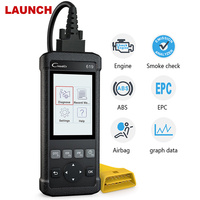 Launch X431 Creader CR619 ABS SRS Airbag O2 Sensor Monitoring Scanner ODB2 Car Diangostic Tool