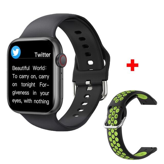 Smartwatch Baytech Original, Bluetooth, Chamadas, Fitness, Series 6 5