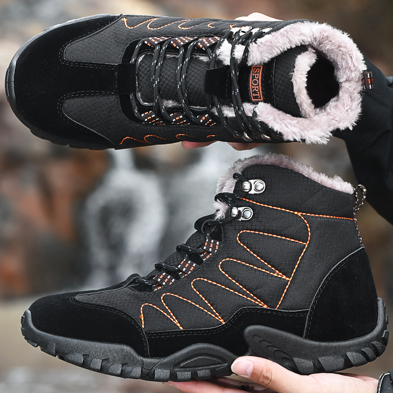 Winter Men Boots Men's Casual Warm