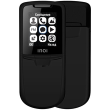 Смартфон Inoi 288s чёрный
