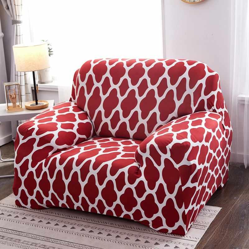 Чехол для дивана защитный чехол для мебели, для дивана чехлов стрейч граффити упругое сиденье чехлы на стулья
