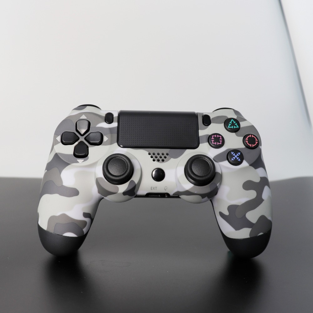 For PS4 Controller 4.0 Bluetooth Vibration Gamepad For 4 Detroit Wireless Joystick For PS4 Games ConsoL