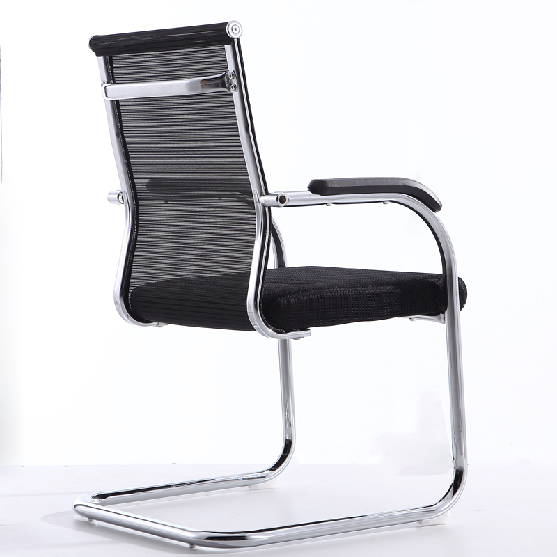 High Back Bow Computer Chair Home Office Chair Staff Chair Conference Chair Mesh Cloth Esports Chair Dormitory Chair