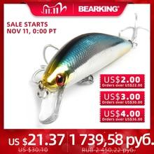 A+  fishing lures 2015 Hot selling 5 colors minnow Bearking 120mm/40g,5pcs/lot,super sinking,free shippingfishing lurea lurelure fishing