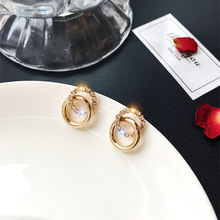 small earring fresh individual temperament of a century the east gate minority ornaments in south korea earrings