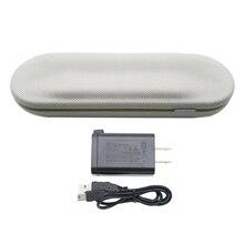 Seyahat şarj cihazı için USB şarj Sonicare DiamondClean HX9332 HX9340 HX9350 HX9360 HX9342 HX9382 diş fırçası HX9352