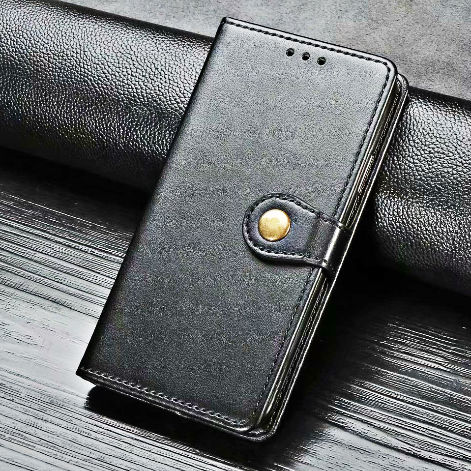 Magnetic Leather <font><b>Case</b></font> For <font><b>Oppo</b></font> A73 F5 A83 R15 Pro F7 A3 <font><b>A5</b></font> A3S Realme1 A73S F7 Youth Phone <font><b>Case</b></font> <font><b>Wallet</b></font> Flip Stand Cover Etui image