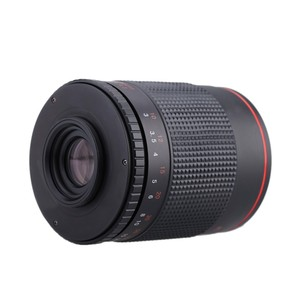 Image 3 - 500mm f/8.0 מצלמה טלה ידני מראה עדשה + T2 הר מתאם טבעת עבור Canon Nikon Pentax אולימפוס sony A6300 A7RII DSLR