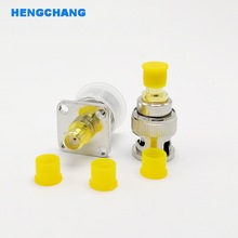 yellow Plastic covers Dust cap Red for RF SMA connector 100pcs red dust novel