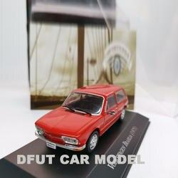 1:43 сплав VW Brasilia 1975 модель автомобиля для детских игрушечных автомобилей оригинальный авторизованный игрушки для детей