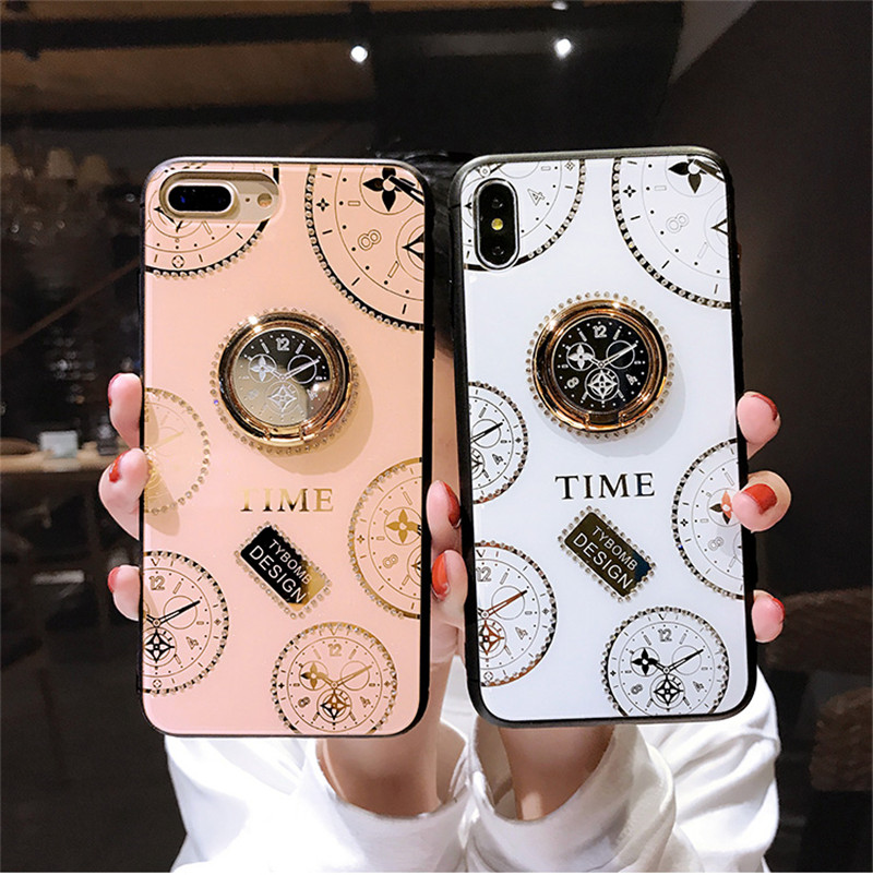 For Xiaomi Mi A3 <font><b>9</b></font> Lite 9T Redmi <font><b>Note</b></font> 8 Pro K20 K30 Bling Glitter 3D Diamond Silicone <font><b>Case</b></font> Cover <font><b>With</b></font> Support <font><b>Ring</b></font> Holder Coque image