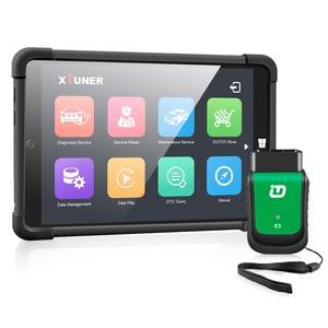 "Image 1 - 2021 OBD 2 XTUNER E3 V9.5 Tablet Wifi OBD2 Car Diagnostics Auto Scanner + 8"" Win10 System Automotive Scanner ODB2 Autoscanner"