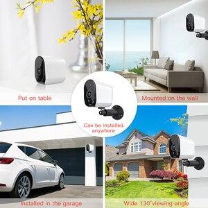 Image 5 - FREDI 낮은 전력 야외 IP 카메라 1080P 정말 무선 감시 카메라 홈 보안 방수 배터리 와이파이 IP 카메라