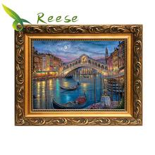 Full Diamond Painting The Venice Diy Embroidery Beautiful Scenery Of Living Room Decoration A Good Gift For Family