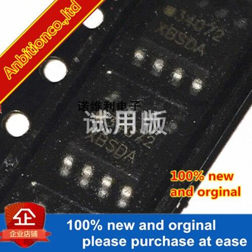 5pcs 100% New Original MC34072AD MC34072 34072 SOP8  In Stock
