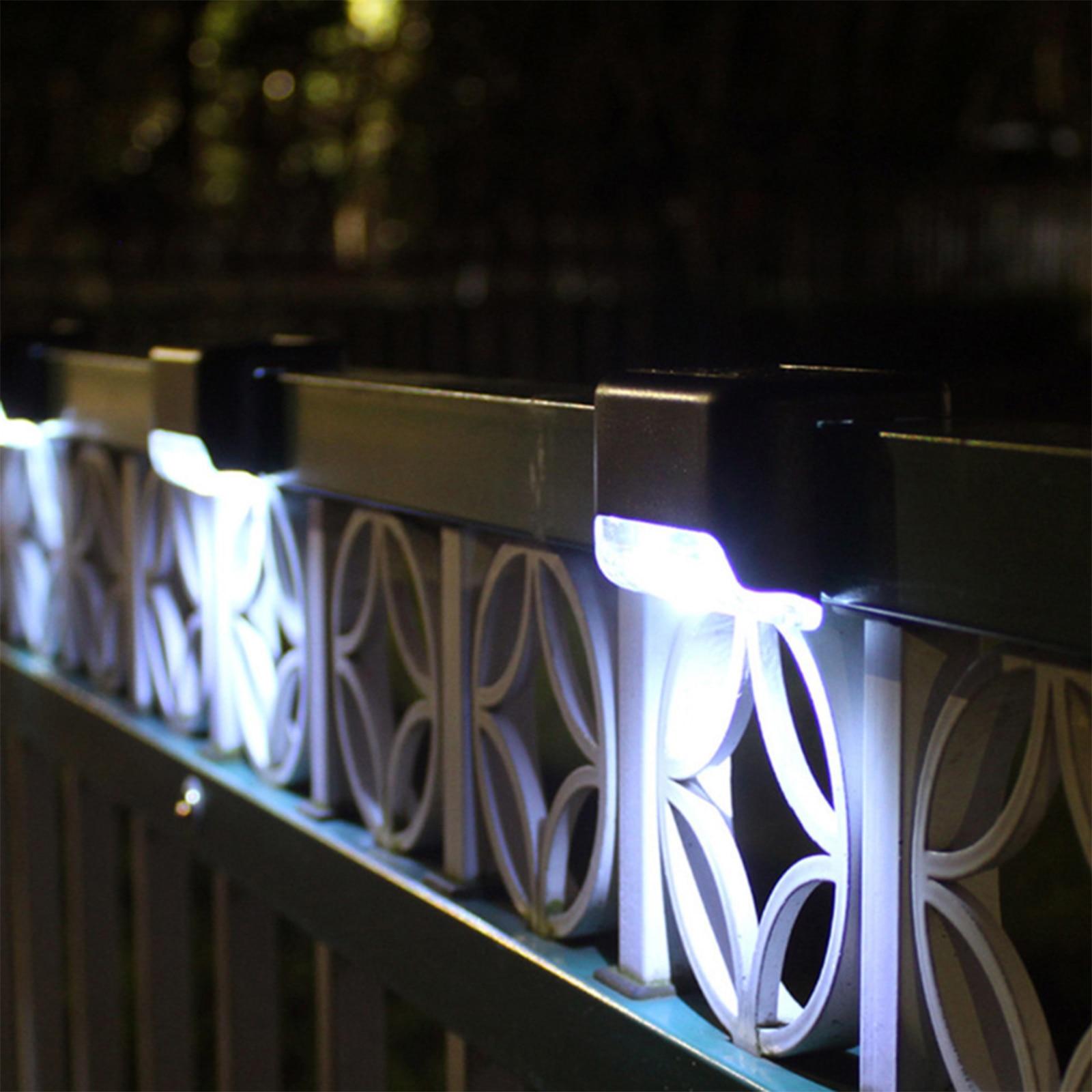 luzes solares da escada luz solar lampada 01
