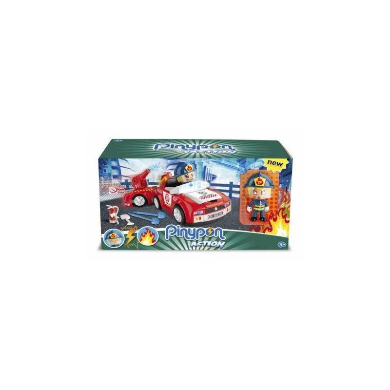 Pin And Pon Action Vehicles Police Figure Toy Store Articles Created Handbook