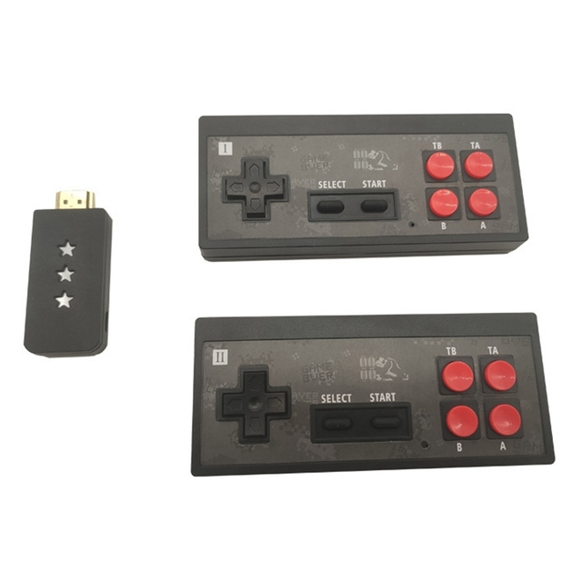 AM05-Retro Game Console HDMI HD Built-in Classic Video Game USB Handheld Controller, Home HD Y2 Classic Video Game Console
