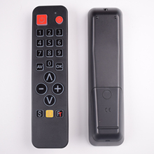 Universal Learning Remote Control , Work for 3 Devices,TV STB DVD SAT DVB HIFI TV BOX