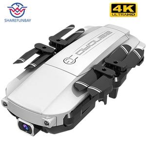 Image 1 - H3 Drone 4 K 1080 thời gian thực truyền WIFI HD Camera quang lưu lượng di chuột RC trực thăng Quadcopter trực thăng với camera