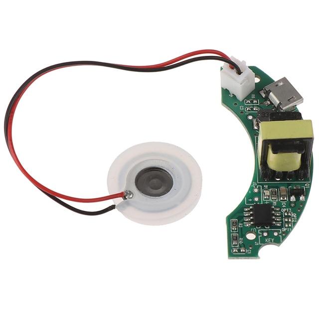 1 مجموعة USB جهاز تنقية الهواء صغير الحجم لتقوم بها بنفسك عدة ضباب صانع لوحة دائرة المحرك الانحلال 6