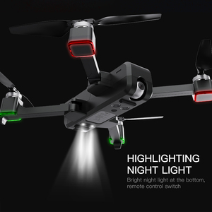 Image 3 - MJX Bugs 4W B4W Brushless RC Drone with Camera 4K 5G WIFI FPV GPS Ultrasonic Optical Flow Positioning Drone Foldable Quadcopter