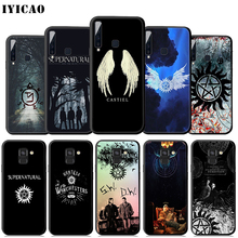 IYICAO Supernatural Soft Case for Samsung Galaxy A50 A60