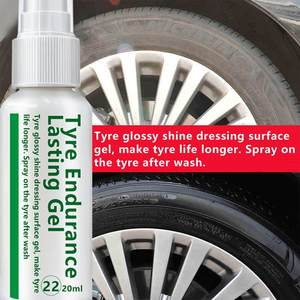 20ml Car Tyre Gloss Wax Refurbishing Agent Cleaner Coating  Protection Paint Care