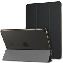 Чехол Funda для iPad 6-го поколения, для Apple iPad 9,7 2018 A1893 A1954, умный чехол, Магнитный чехол для планшета для iPad 6, откидной Чехол с подставкой