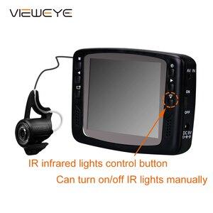 Image 3 - ViewEye 8 IR Infrarot Lampe 1000TVL 3.5 Farbe Bildschirm Unterwasser Eis Video Angeln Kamera Kit Visuelle Video Fisch Finder fishcam
