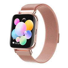 High-End M96 Fashion Smart Bluetooth Watch Heart Rate And Blood Pressure Accurate Measurement 1.5 Inch HD Screen Women's Watch
