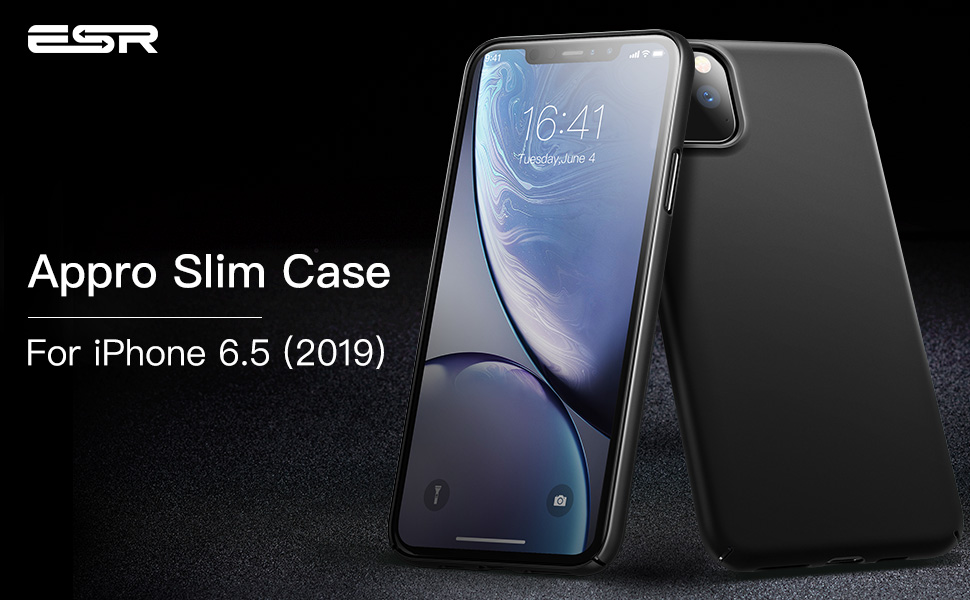 H9fee71fbcc064041a46343a6940a5079n ESR Case for iPhone 11 Pro Max 2019 Simple Protect Case Green Black Grip Brand Shockproof Protective Cover for iPhone11 iphon