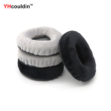 YHcouldin Velvet Ear Pads For AKG K550 K551 K552 K553 Replacement Headphone Earpad Covers наушники akg k553 pro studio headphone