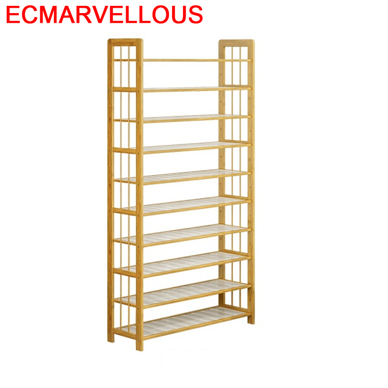 Home Meble Range Rangement font b Closet b font Zapatero Para El Hogar Minimalist Mueble Furniture