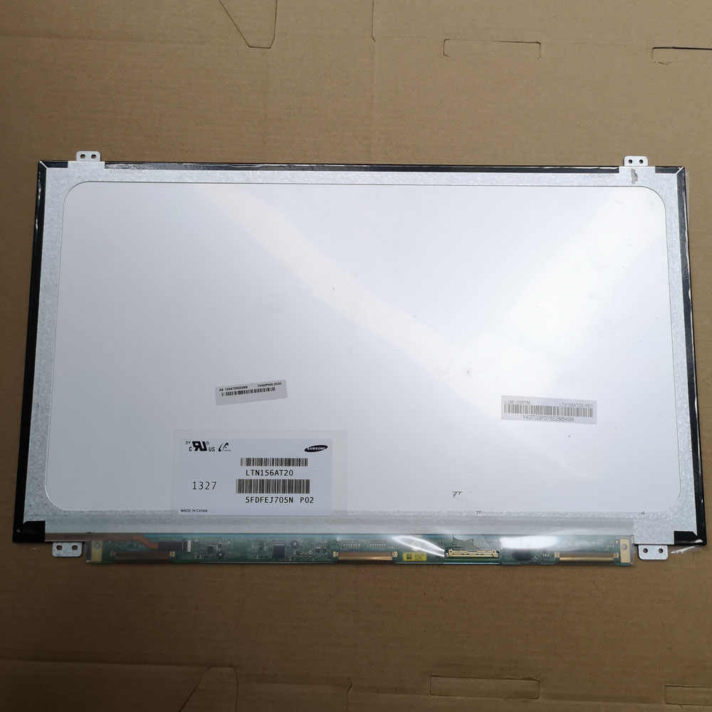 15.6 ''Laptop Matrix Lcd Led Screen NT156WHM-N10 N156BGE-L31 N156BGE-L41 LP156WHB-TLA1 LTN156AT20 LTN156AT30 LTN156AT35 1366 × 768