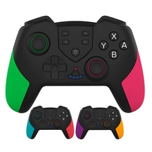 T23 Wireless Controller for Nintendo Switch PRO with Wake-Up Vibration Macro Programming for N-SL/PC