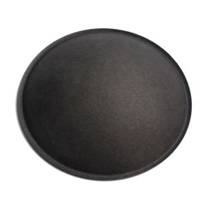 Image 4 - 2 قطعة 130 مللي متر/150 مللي متر رمادي أسود الصوت المتكلم الغبار كاب الصلب ورقة الغبار غطاء ل مضخم صوت مكبر الصوت إصلاح اكسسوارات أجزاء 62KB