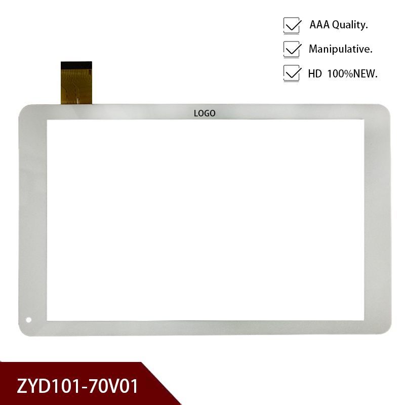 New 10.1/'/' GT10PW165 Tablet Touch Screen Digitizer Replacement Panel Sensor