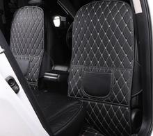 цена на Car Seat Back Cover Cushion From Kid Anti Kicking Mat Pad Protectors For Chery Tiggo 8 5 ARRIZO 7 Tiggo 3 E3 E5 5X ARRIZO 3