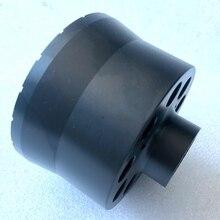 ปั๊มไฮดรอลิกอะไหล่ PVE21cylinder บล็อกวาล์วสำหรับซ่อม EATON VICKERS ปั๊มคุณภาพดี