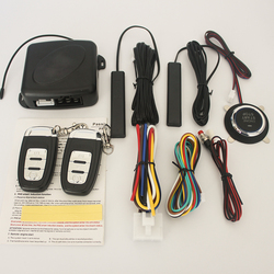 Car PKE one key start keyless entry system one key start car ignition