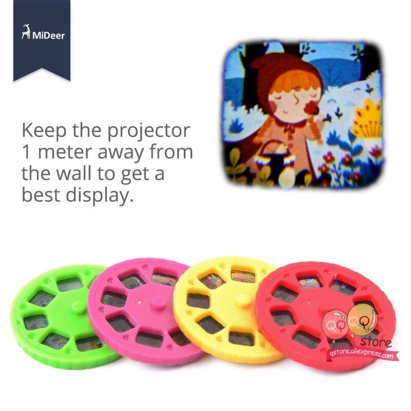 mideer mini projetor tocha educacional light up brinquedos 04