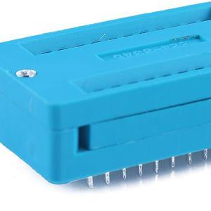 Image 5 - 6Pc Universele 14/16/18/24/28/40 Pin Ic Test Universal Zif Socket Hot Thuis verbetering