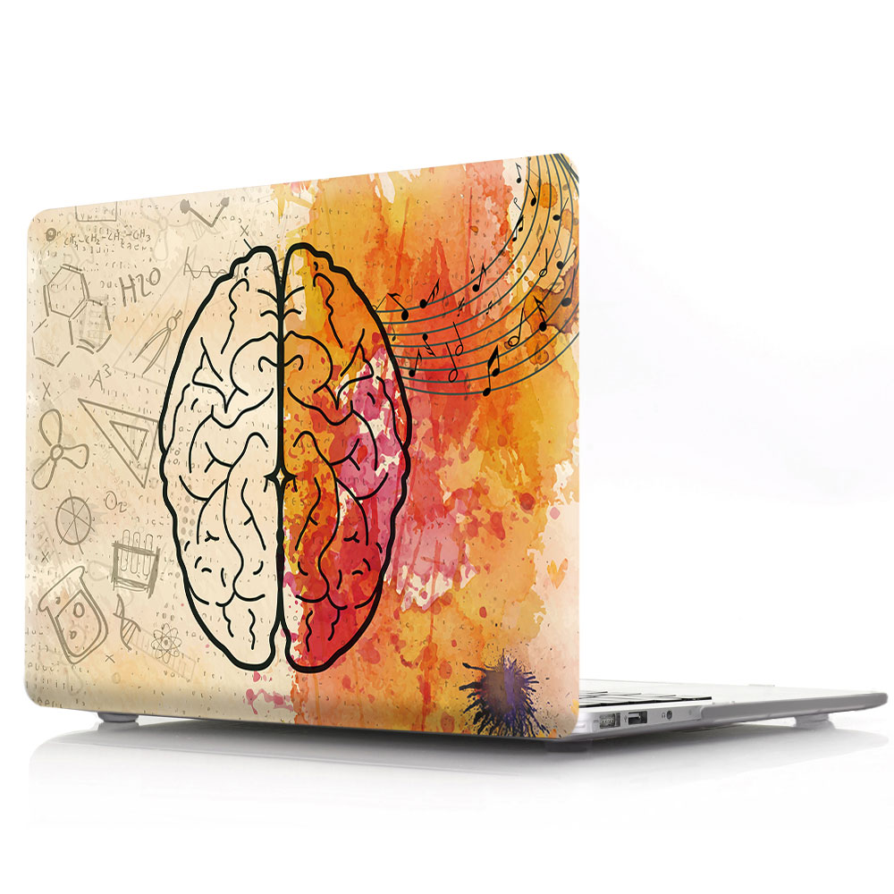 Brain Painting Case for MacBook 126