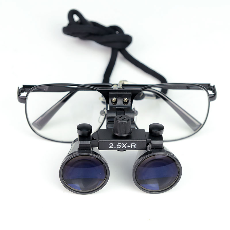2.5X 3.5X Binocular Dental Loupe Surgery Surgical Magnifier Medical Operation Loupe Magnifier