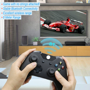 Image 3 - For Xbox One Wireless Gamepad Remote Controller Mando Controle Jogos For Xbox One PC Joypad Game Joystick For Xbox One NO LOGO