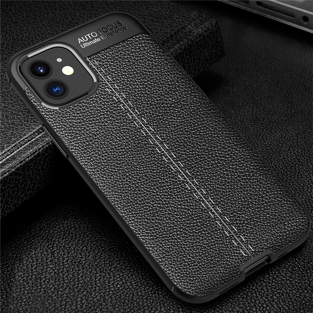 Shockproof Leather Case 1